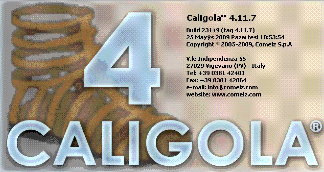 COMELZ CALIGOLA 4 Ayakkabı Tasarım Yazılımı (AC Makine)